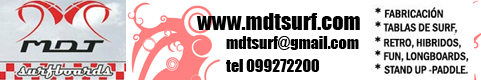 MDT Surfboards